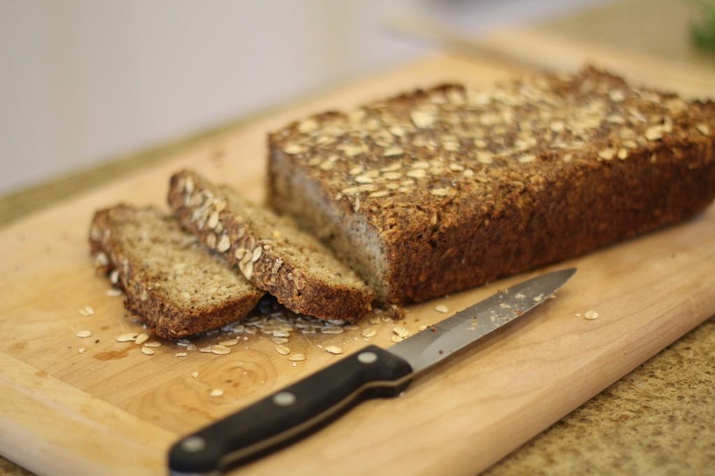 Pão de Nuts e Sementes