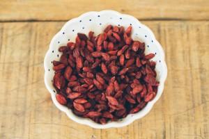 Benefícios Goji Berry
