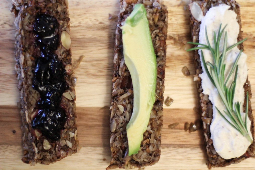 gluten free and healthy bread