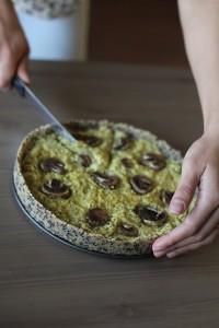 torta funcional sem gluten