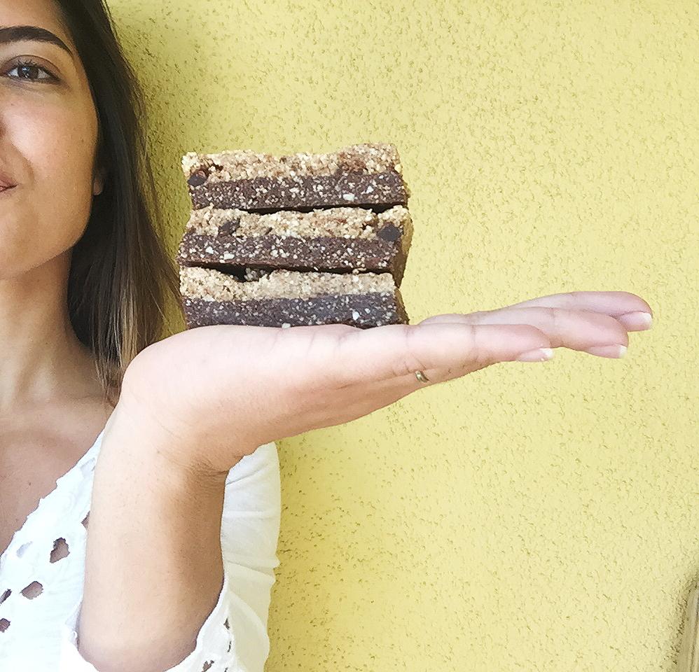 Brownie caseiro sem gluten